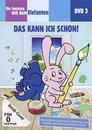 Die Sendung mit dem Elefanten - Das kann ich schon! (DVD) für 9,99 Euro