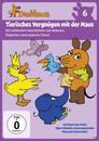 Die Sendung mit der Maus 6 - Tierisches Vergnügen mit der Maus (DVD) für 9,99 Euro