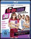 Die To-Do Liste (Bluray 3D) für 7,99 Euro