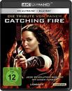Die Tribute Von Panem: Catching Fire (4K Ultra HD BLU-RAY + BLU-RAY) für 29,99 Euro