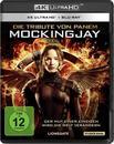 Die Tribute von Panem - Mockingjay Teil 1 (4K Ultra HD BLU-RAY + BLU-RAY) für 29,99 Euro