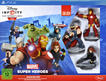 Disney Infinity 2.0: Marvel Super Heroes Starter-Set (Software Pyramide) (PlayStation 4) für 24,99 Euro