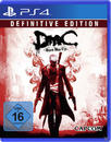 DmC: Devil May Cry - Definitive Edition (Software Pyramide) (PlayStation 4) für 25,00 Euro