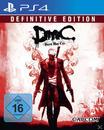 DmC: Devil May Cry - Definitive Edition (PlayStation 4) für 39,99 Euro