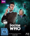 Doctor Who - Staffel 2 - Episode 14-26 Bluray Box (BLU-RAY) für 59,99 Euro