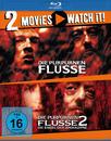 Doppel-Schocker: Die purpurnen Flüsse + Die purpurnen Flüsse 2 - 2 Disc Bluray (BLU-RAY) für 14,99 Euro