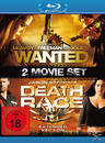 Doppelpack: Wanted & Death Race (BLU-RAY) für 14,99 Euro