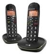 PhoneEasy 100w Duo DECT-Telefon