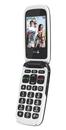 Doro PhoneEasy 612 Klapphandy Farbdisplay Kamera hörgerätekompatibel für 89,99 Euro