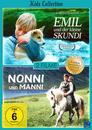 Emil und der Skundi + Nonni und Manni - 2 Disc DVD (DVD) für 9,99 Euro
