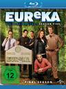 Eureka - Die geheime Stadt - Season 5 Bluray Box (BLU-RAY) für 27,99 Euro