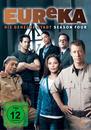 EUReKA - Die geheime Stadt - Season 4 DVD-Box (DVD) für 19,99 Euro