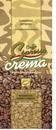 Expert Caffe Espresso Crema 1kg Premium-Kaffeemischung 60% Robusta 40% Arabica für 10,99 Euro