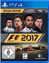 F1 2017 Special Edition (PlayStation 4) für 62,99 Euro
