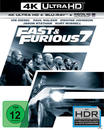 Fast & Furious 7 Extended Version (4K Ultra HD BLU-RAY + BLU-RAY) für 29,99 Euro