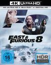 Fast & Furious 8 - 2 Disc Bluray (4K Ultra HD BLU-RAY + BLU-RAY) für 22,99 Euro