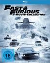 Fast & Furious - 8 Movie Collection Bluray Box (BLU-RAY) für 47,99 Euro