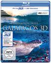 Faszination Insel: Galapagos - Paradies der Riesenschildkröten (Bluray 3D) für 18,99 Euro