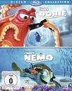 Findet Nemo / Findet Dorie - 2 Disc Bluray (BLU-RAY) für 16,99 Euro