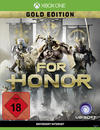 For Honor - Gold Edition (Xbox One) für 29,99 Euro