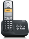 Gigaset AL230 A Schnurlostelefon mit Anrufbeantworter 25min Kurzwahl für 26,99 Euro
