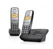 Gigaset AL 230 A Duo Schnurloses Telefon mit Anrufbeantworter 25min für 44,99 Euro