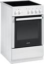 Gorenje EC 51101 AW Stand-Elektroherd mit Glaskeramik-Kochfeld A 49l für 329,00 Euro
