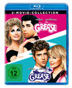 Grease + Grease 2 - 2 Disc Bluray (BLU-RAY) für 17,99 Euro