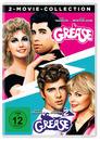 Grease + Grease 2 - 2 Disc DVD (DVD) für 12,99 Euro