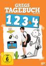Gregs Tagebuch 1, 2, 3 & 4 DVD-Box (DVD) für 24,99 Euro