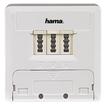 Hama 00044513 DSL-Splitter fr ISDN und analogen Telefonanschluss für 16,99 Euro