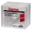 00044753 CD-Doppel-Leerhülle Standard 10er-Pack