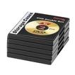 00051294 DVD-Doppel-Leerhülle Standard 5er-Pack