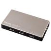 Hama 00054544 USB-3.0-Hub 1:4 mit Ladefunktion und Netzteil für 36,99 Euro
