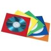 00078369 CD-/DVD-Papierhüllen 100er-Pack mehr Farbig
