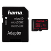 Hama 00123981 microSDHC 32GB UHS Speed Class 3 UHS-I 80MB/s + Adapter/Foto für 21,99 Euro