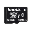 00124159 microSDXC 128GB Class 10 UHS-I 80MB/s ohne Adapter/Mobile