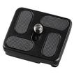 Hama 00004243 Stativ-Kameraplatte für Traveller Premium 144/146 für 20,99 Euro