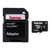 00108075 microSDXC Speicherkarte 64GB Class 10 UHS-I + Adapter/Mobile