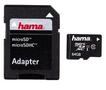 00108077 microSDXC 64GB Class 10 UHS-I + Adapter/Foto