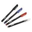 CD/DVD Marker, 4 parts set, Black, Red, Blue + Erasing Pen für 3,49 Euro
