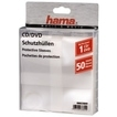 CD/DVD Protective Sleeves, Pack of 50 für 6,49 Euro