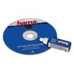 Hama 00044733 CD-Laserreinigungsdisc mit Reinigungsflüssigkeit einzeln verpackt für 15,99 Euro