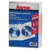 Double DVD Jewel Case, Slim 5 , transparent für 4,49 Euro
