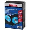 DVD Slim Double-Box 10, Black für 6,99 Euro
