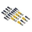 Hama 00042670 Flachsteckverbinder Set I 20 Stück für 3,99 Euro