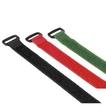 Hama 00020538 Klett-Kabelbinder mit Schnalle 250 mm farbig für 9,99 Euro