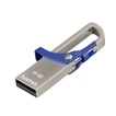 "Hama 00123920 FlashPen ""Hook-Style"" USB 2.0 16 GB 15MB/s für 13,99 Euro"