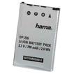 """Hama 00047226 Li-Ion-Akku """"DP 226"""" für Casio NP-20 für 19,99 Euro"""