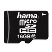 Hama microSDHC 16GB für 9,99 Euro